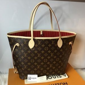 BRAND NEW 100%Authentic Louis Vuitton Neverfull MM